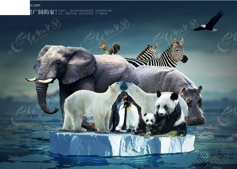 环境保护公益广告图片