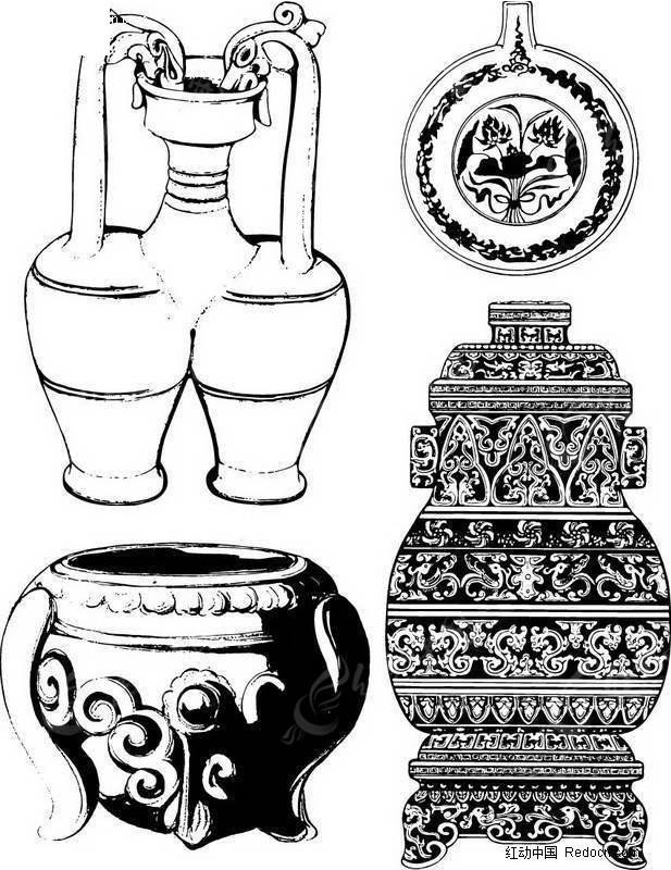 原始青铜器图腾