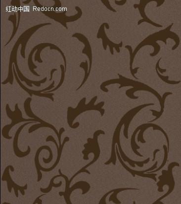 欧式花纹纹理帖图_材质贴图