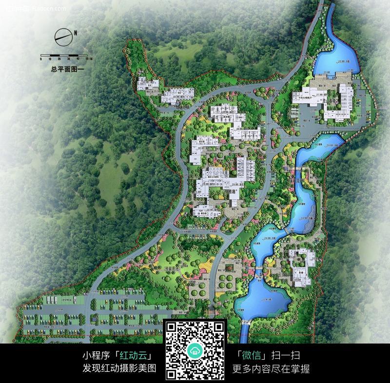 菜谱 设计_旅游景区总规划平面图图片免费下载_红动网