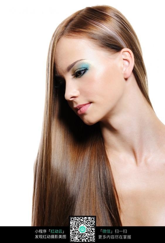 欧美发型美女图片 女性女人图片