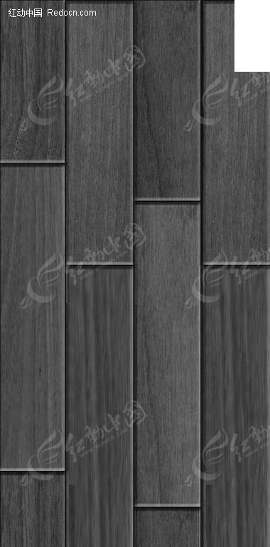 黑白木地板贴图图片