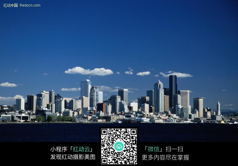 加拿大海边的城市