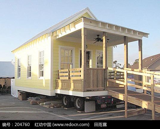 木质的小房子欣赏_建筑环境