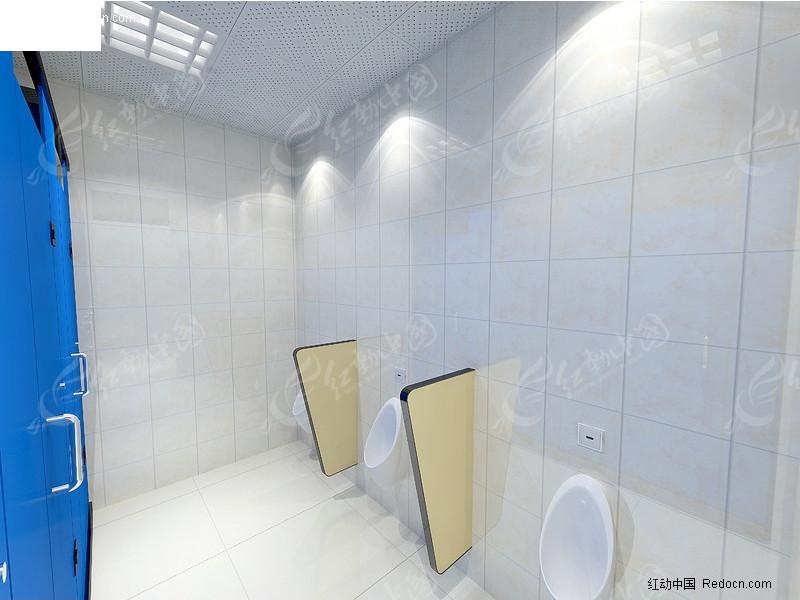 3d手绘厕所