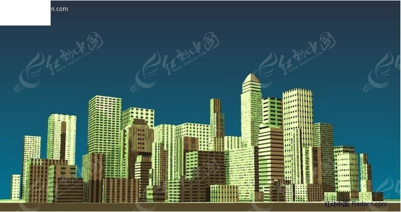 城市建筑物