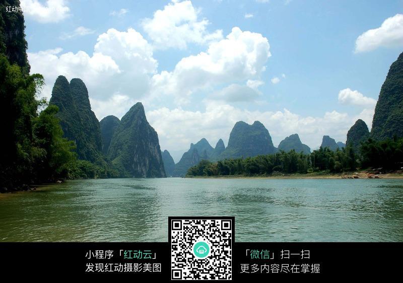 桂林山水图片_自然风景图片