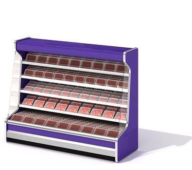 商场物品展示柜3d模型