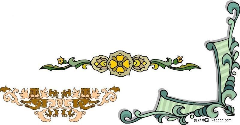 彩铅手绘花朵