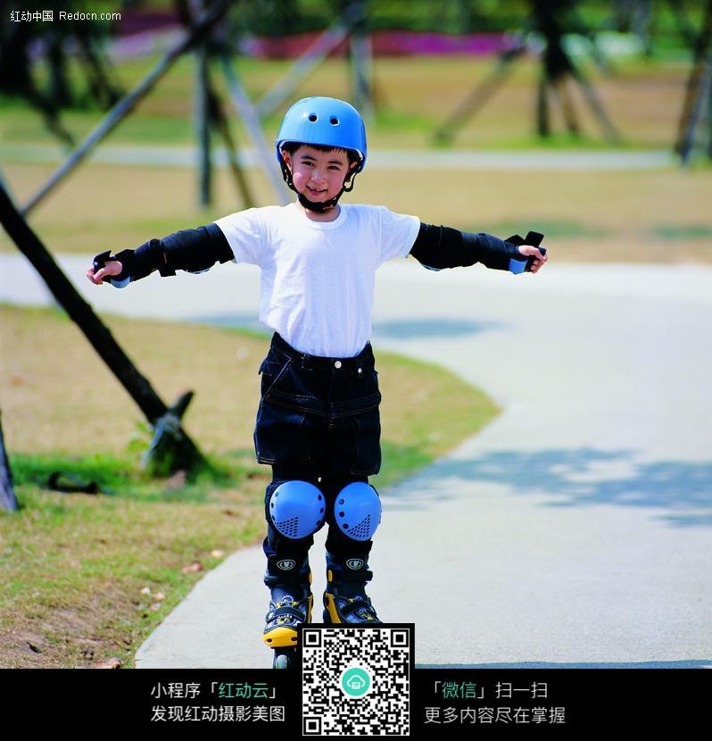 儿童学习轮滑的好处