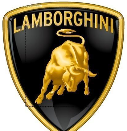 兰博基尼 logo图片高清图片