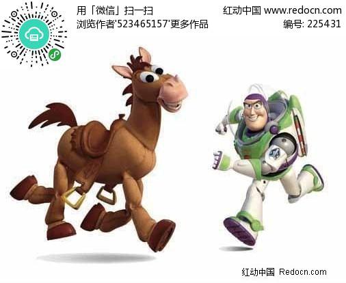 玩具总动员3卡通图片