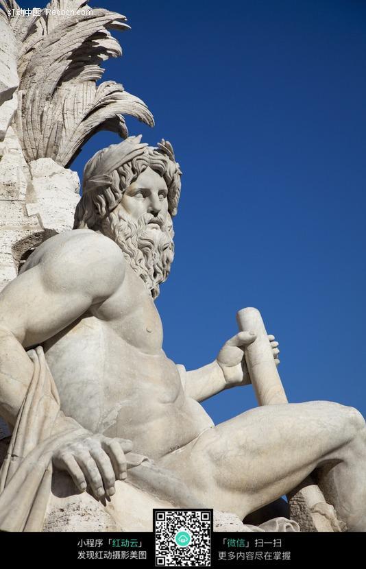 国外古代人物雕塑图片