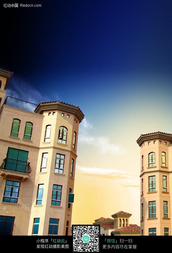 住宅外立面图片