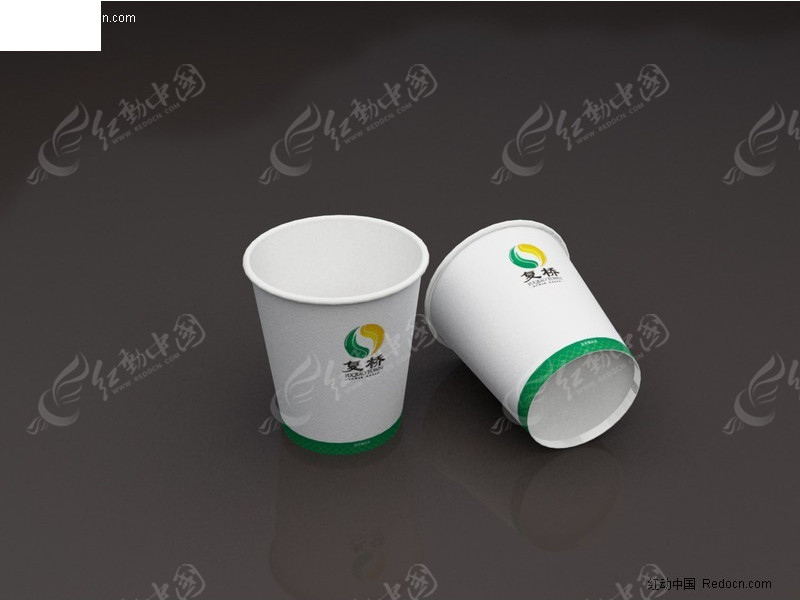 科技小制作立体纸杯
