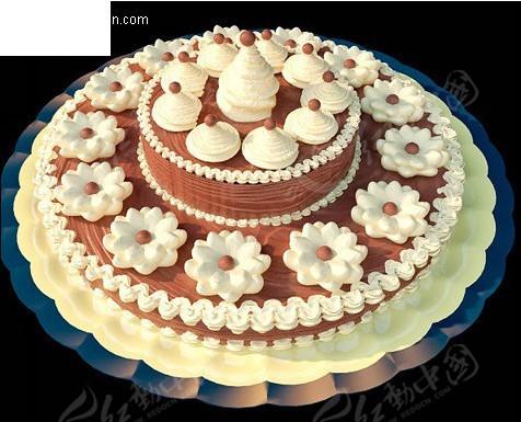 3d生日蛋糕模型_其他模型图片