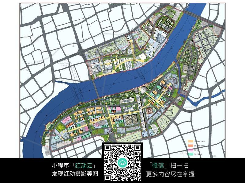 上海世博会总平面图