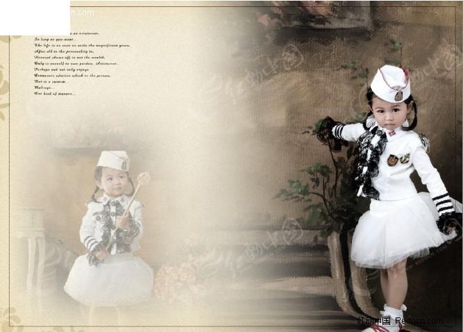 伊沙贝拉儿童模板7