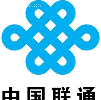 中国联通矢量标志_