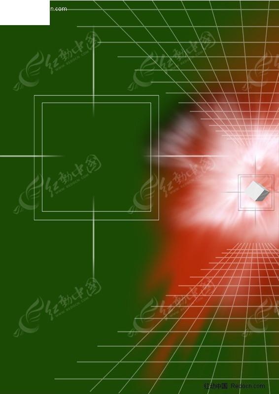 空间透视效果 透视空间效果 ps背景素材 背景图片素材 psd分层素材