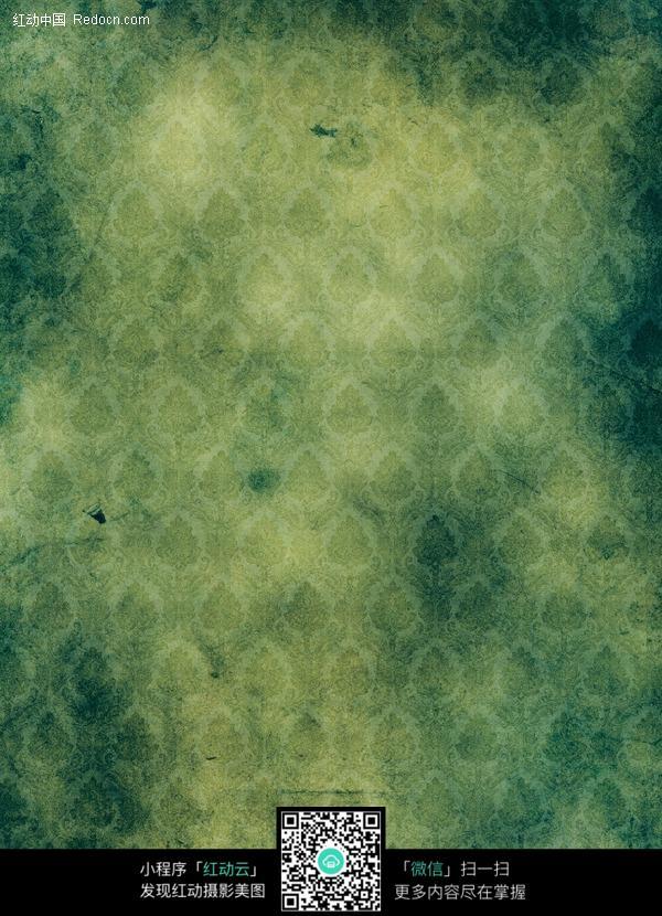 墨绿色 怀旧 欧式  梦幻 墙纸 壁纸 花纹 背景 底纹  欧式 纹理 背景