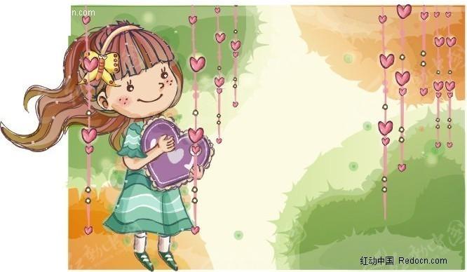 女孩 表白 iloveyou 外国