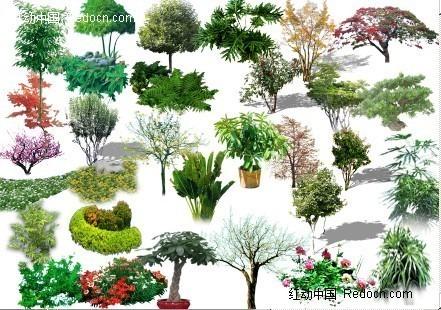 花瓶 花草 树木 雕塑 设计 室内 玉石 植物图片 psd分层素材