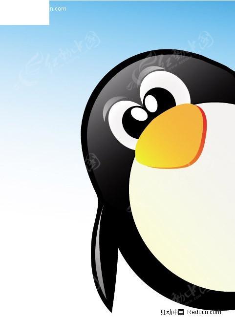 企鹅 卡通人物 卡通人物图片 漫画人物 人物素材 人物图片 矢量人物