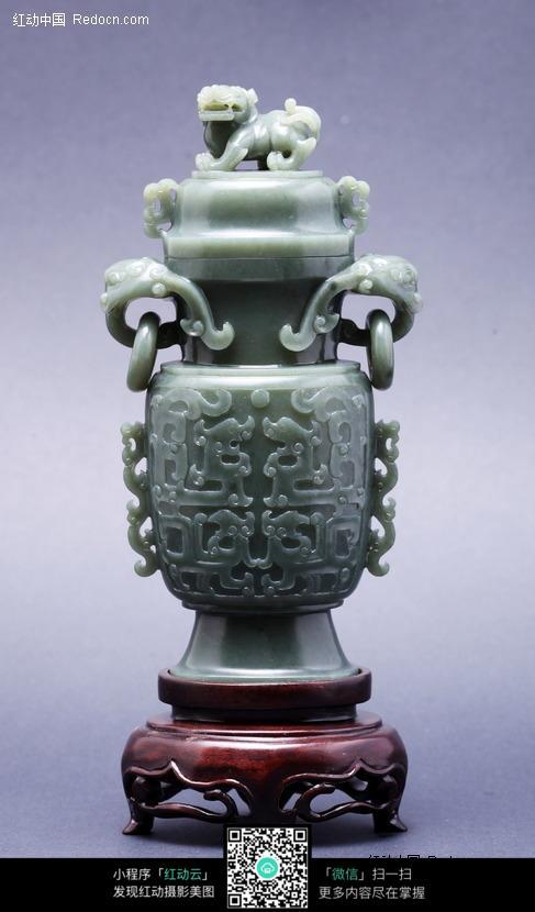 玉石雕刻工艺品图片