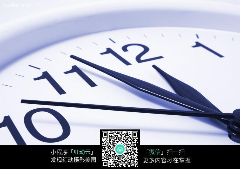 石英钟指针数字图片_生活用品图片