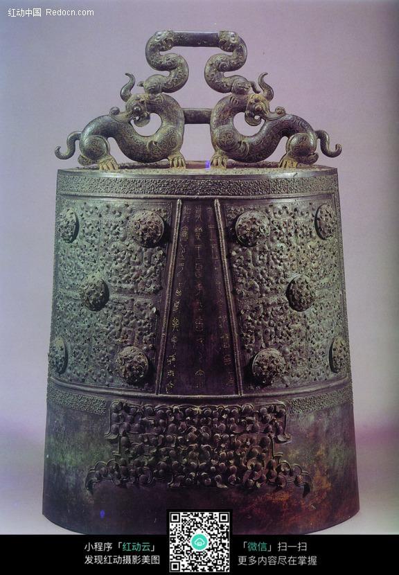 清朝青铜器艺术珍品-精美编钟