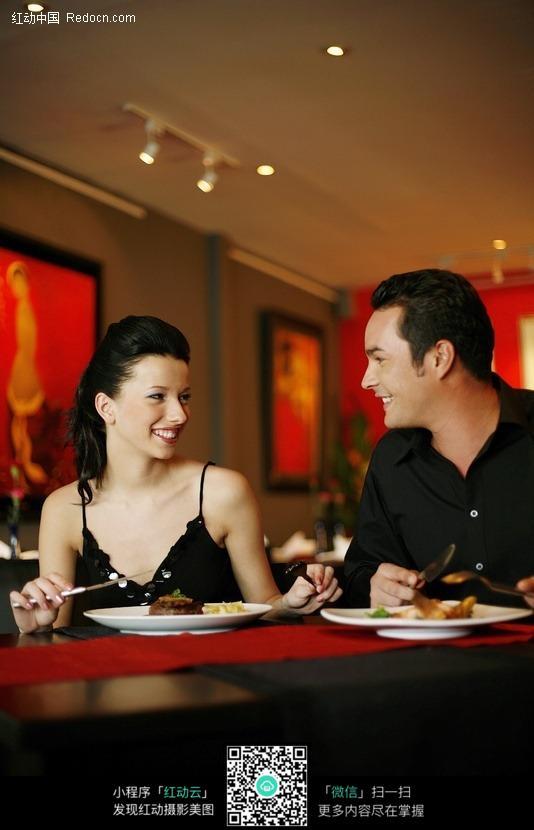 西餐厅外国男女图片 人物图片素材 图片库 图库下载 ...