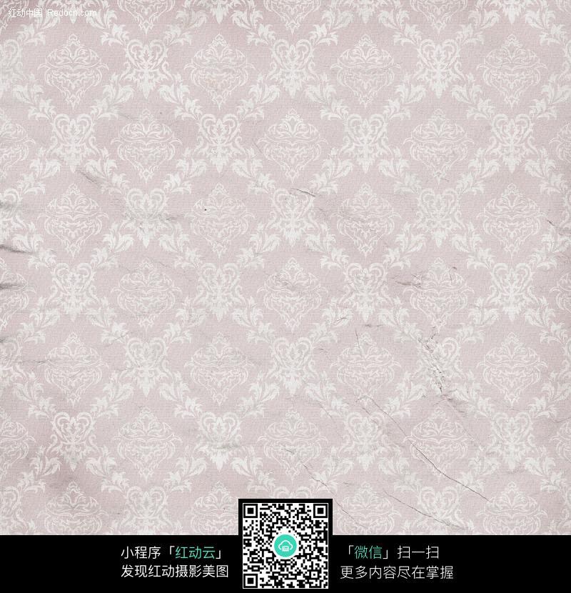 素雅欧式花纹壁纸图片图片