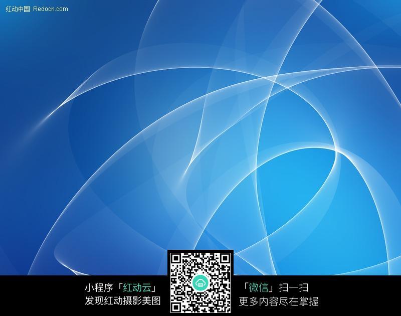 蓝色光感科技底图图片