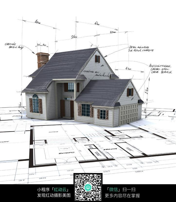 河南农村二层房屋_河南农村房屋平面图_农村4层房屋设计图-圈子花园图片