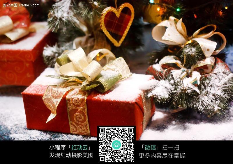 圣诞节礼品盒图片免费下载 编号329059 红动网