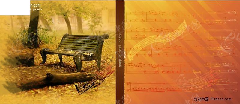 音乐cd的封面设计图片