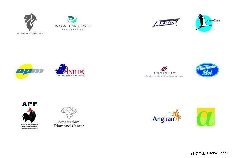 房产公司标志 商业公司标志 乌克兰国际航空公司标志 design business图片
