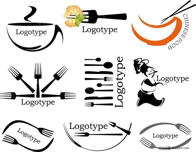 西餐厅厨师及方向餐具景观设计考研素材知乎图片