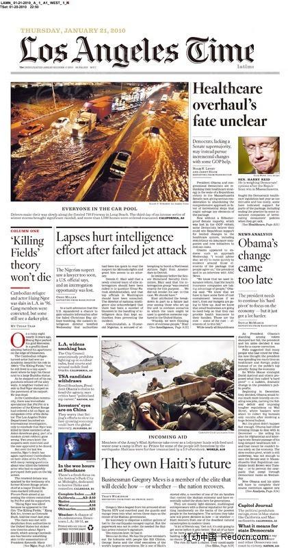 国外报纸素材图片