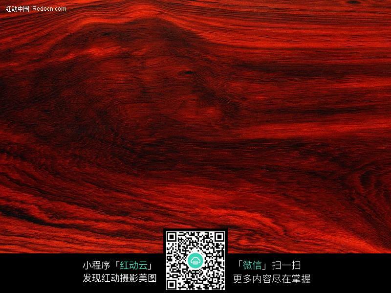 红棕色木制地板木质纹理;