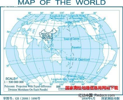 世界地图-256k