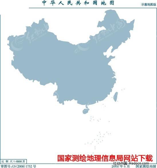 版地图场景素材