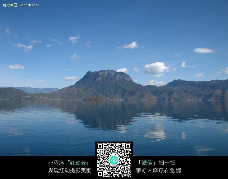 泸沽湖风情_自然风景图片