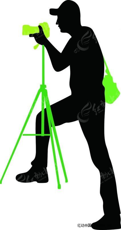 人物摄影姿势素材图