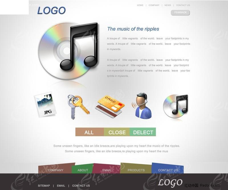ui设计企业网站娱乐网站