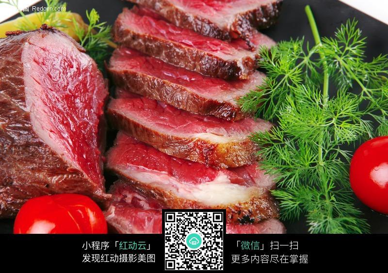 三分熟的牛肉图片-美食图库|图片库素材下载(编号:383571)