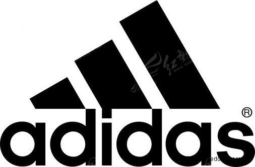 Adidas矢量图图片