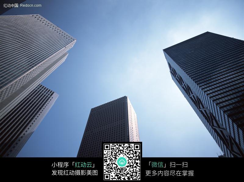城市高楼建筑