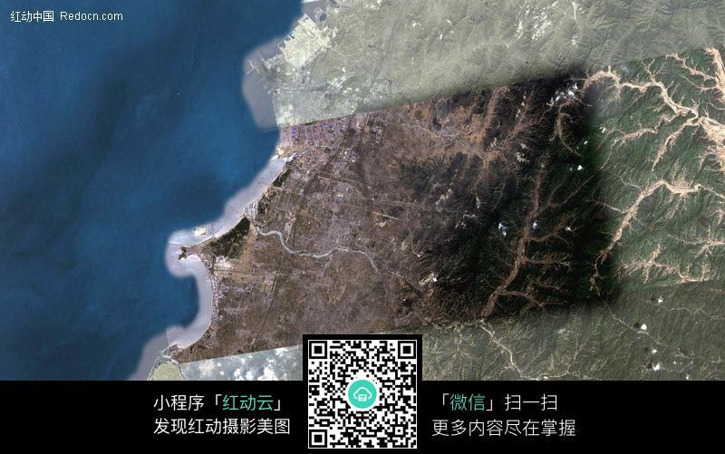 卫星地图图片_宇宙太空图片